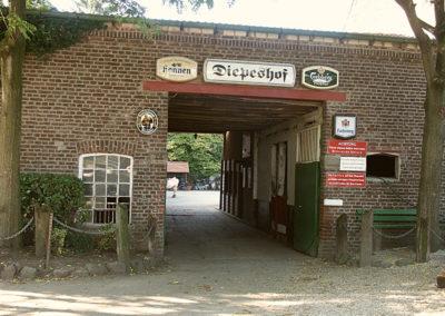 Der Diepeshof in Willich-Schiefbahn